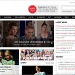 londonfashionweek website