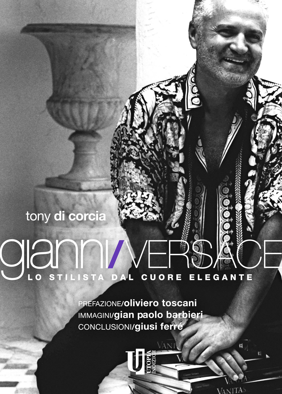 Gianni Versace copertina