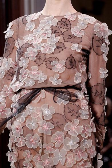 Paris Haute Couture: una Venere firmata Valentino
