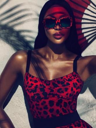 Dolce&#;Gabbana Animalier av campaign by Mert and Marcus