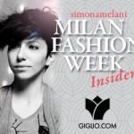 Simona in Milan