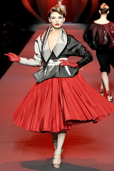Paris haute couture dior veste l 39 american beuty the for American haute couture