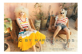 marc by marc jacobs spring  campaign
