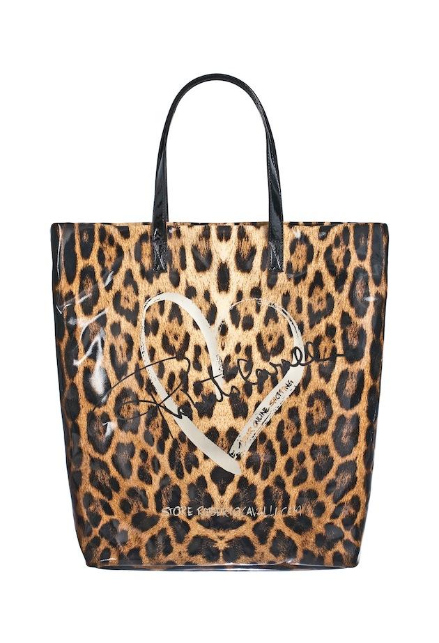 Shopping bag Roberto Cavalli Online Store