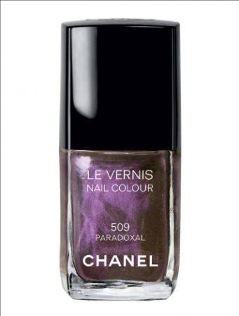 beauty nuovo smalto chanel paradoxallinverno L