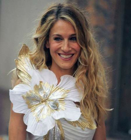 carrie bradshaw flower
