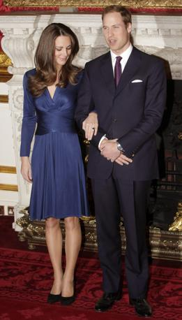 Prince William and Kate Middleton Announce Engagement