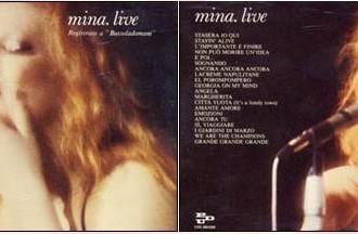 mina live album