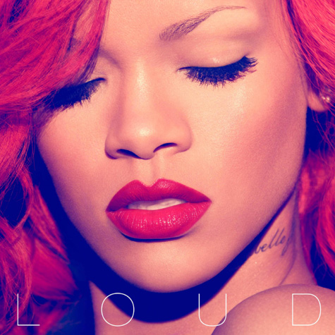 rihanna loud cover