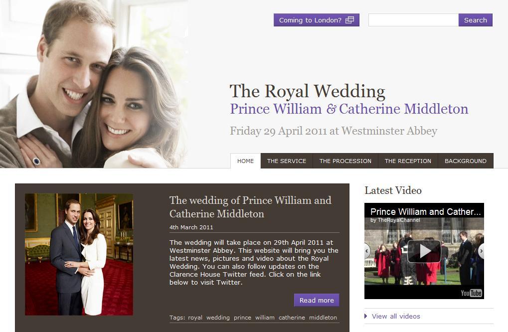 """Kate Middleton, il """"giallo"""" dell'abito da sposa"""