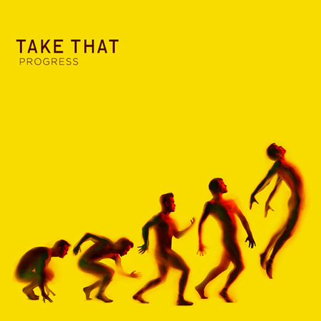 take that progress album cover
