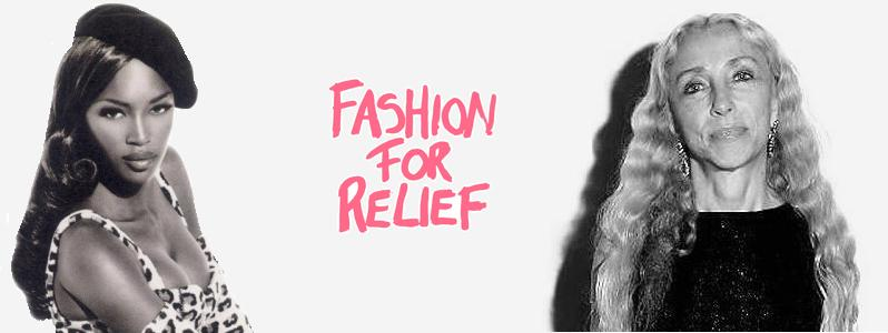 fashion for relief