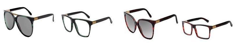 occhiali Gucci safilo