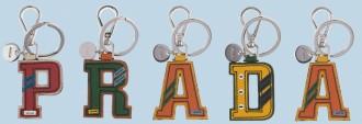 lettering prada
