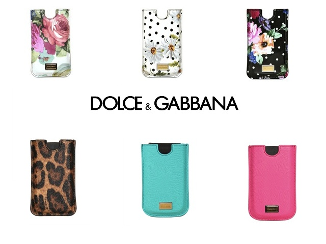 porta iphone dolcegabbana