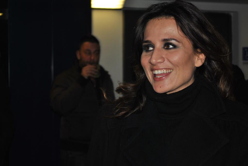 Chiara Civello sanremo 2012
