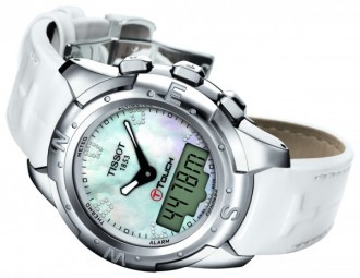 Tissot T Touch II Lady
