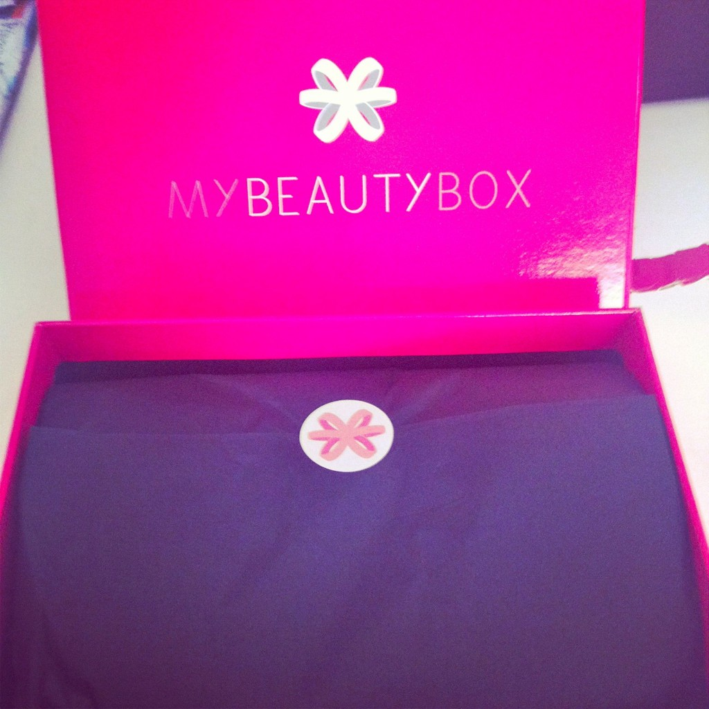 my beauty box recensione