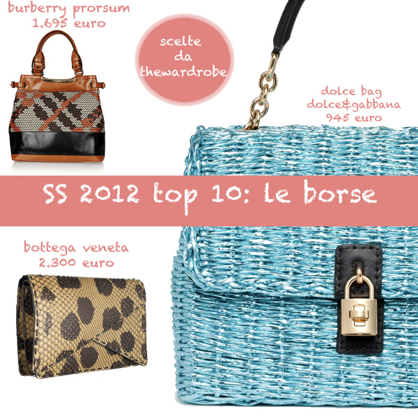 borse ss  top ten