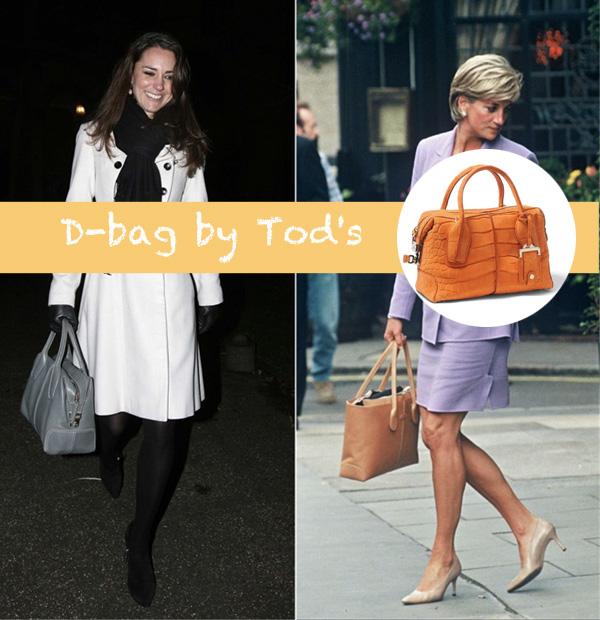 Come Pulire La Casa In Estate : Borsa tod s di lady diana la d bag the wardrobe