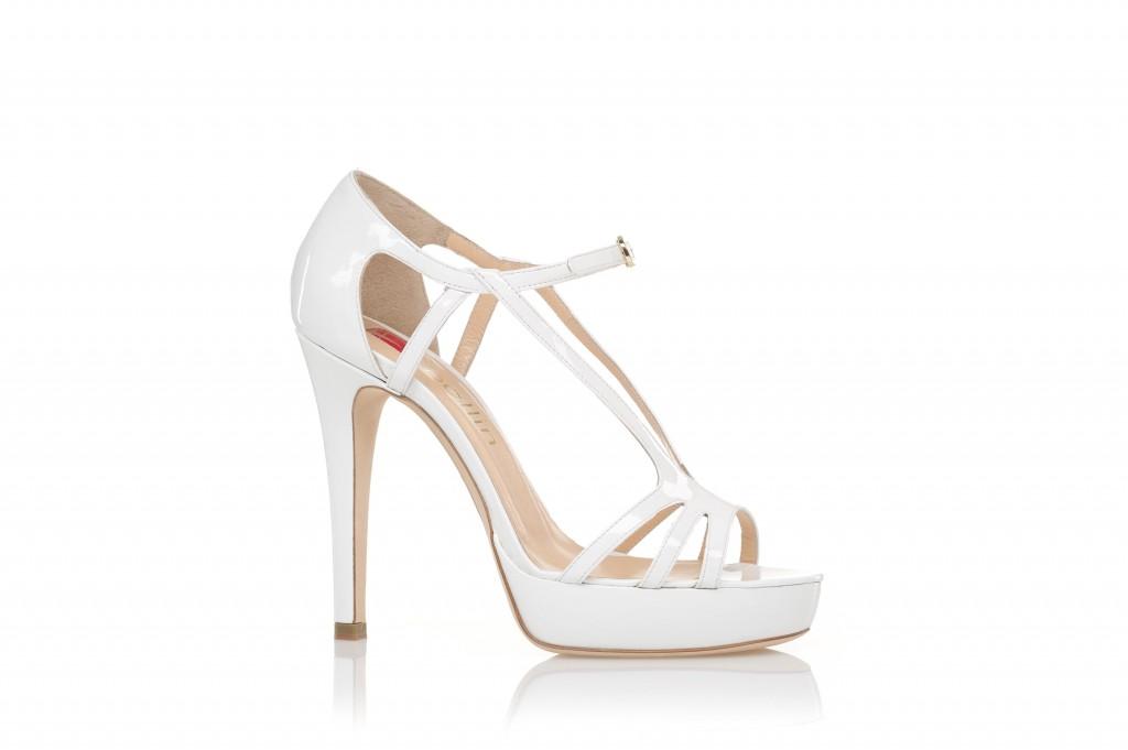 sandalo bianco ballin