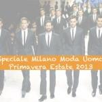 MilanoModaUomo&#;Sfilateprimaveraestate