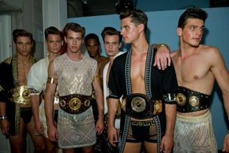 gladiatori versace