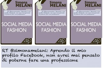 ebook simona melani social media fashion