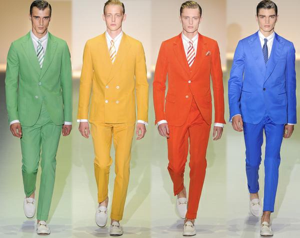 gucci SS 2013 - Menswear
