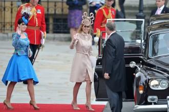 Royal Wedding - Beatrice and Eugene