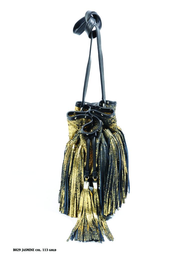 SARA BATTAGLIA-JASMINE-GOLD-bag