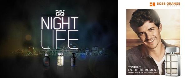 app nightlife GQ Hugo Boss