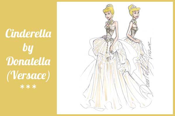 cinderella by donatella versace