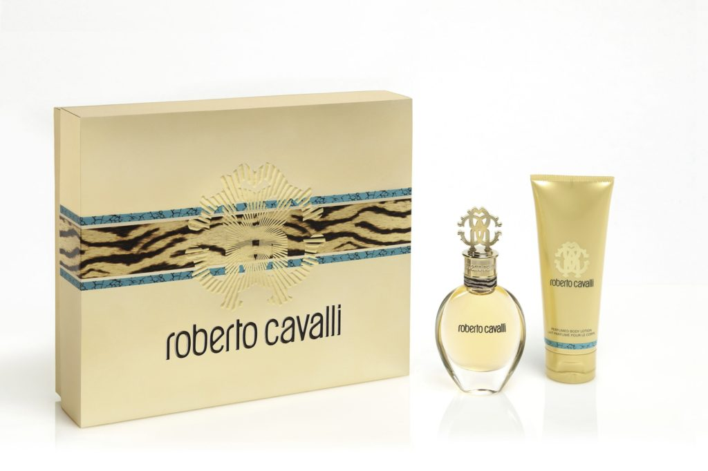 Roberto Cavalli - profumo - cofanetto