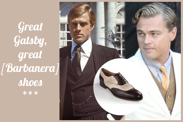 Gatsby Barbanera shoes