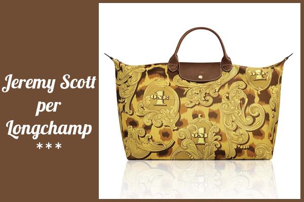 jeremy scott longchamp bag