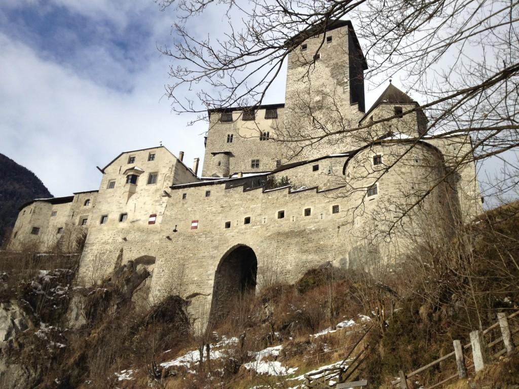 Castello di Tures - photo by @dottavi