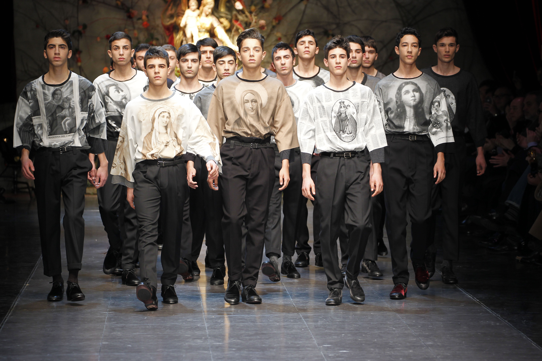 Dolce&#;GabbanaMen&#;sFW