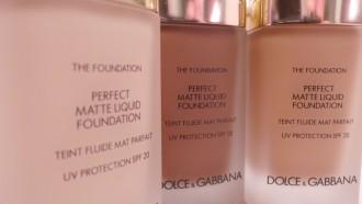 Dolce&Gabbana Fondotinta liquido perfect matt