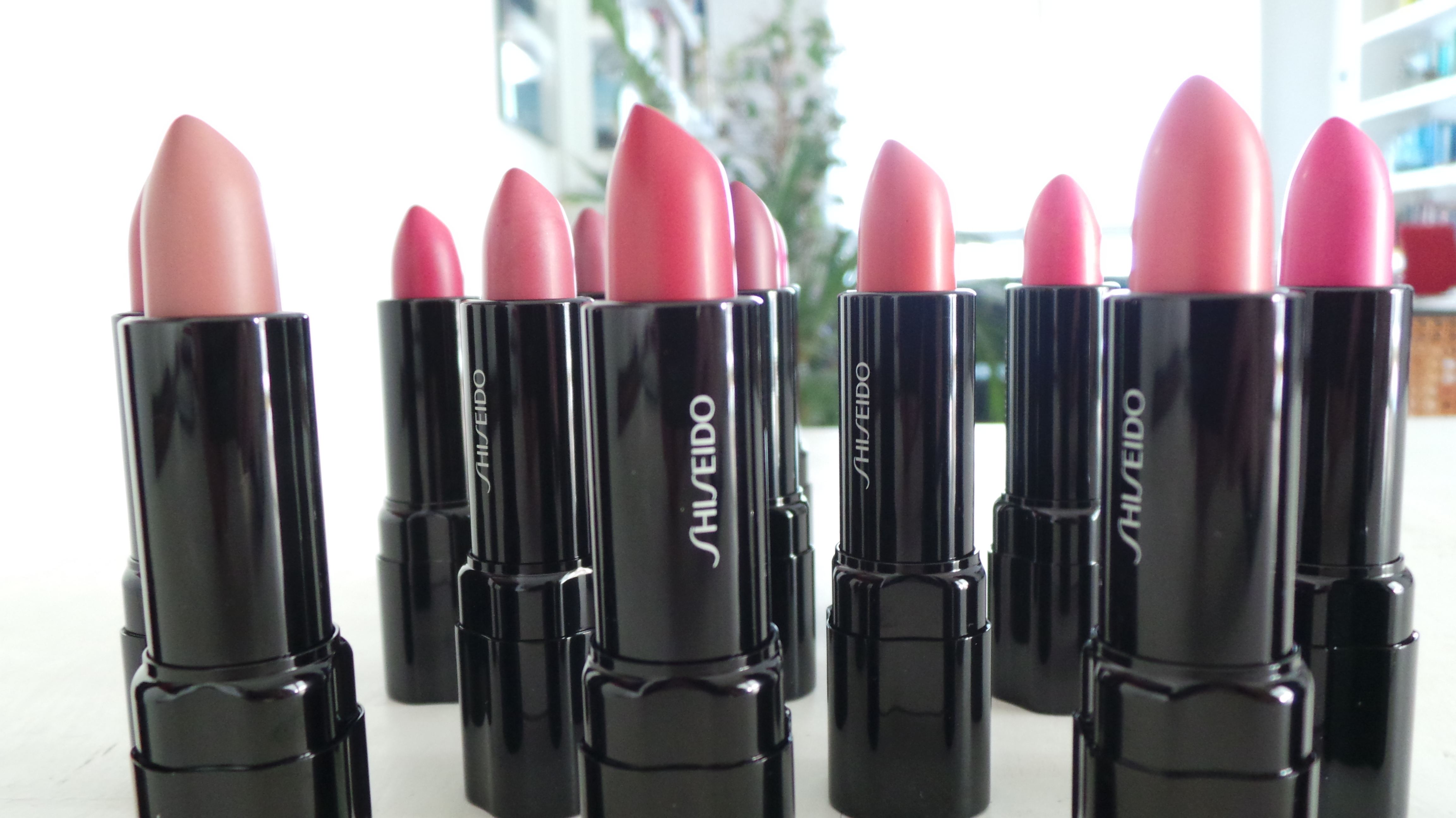 rossetti Shiseido makeup