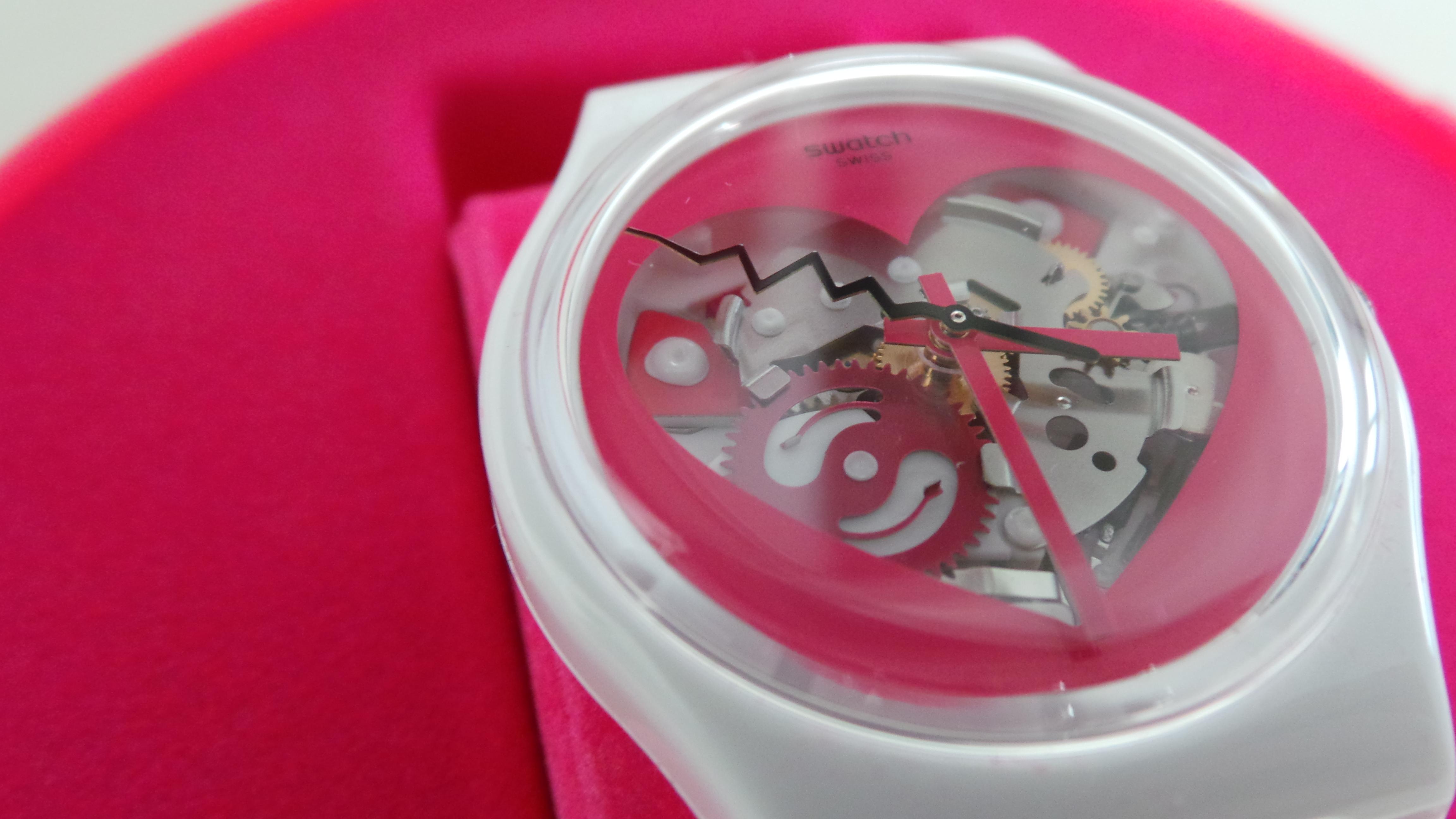 swatch orologio san valentino regalo