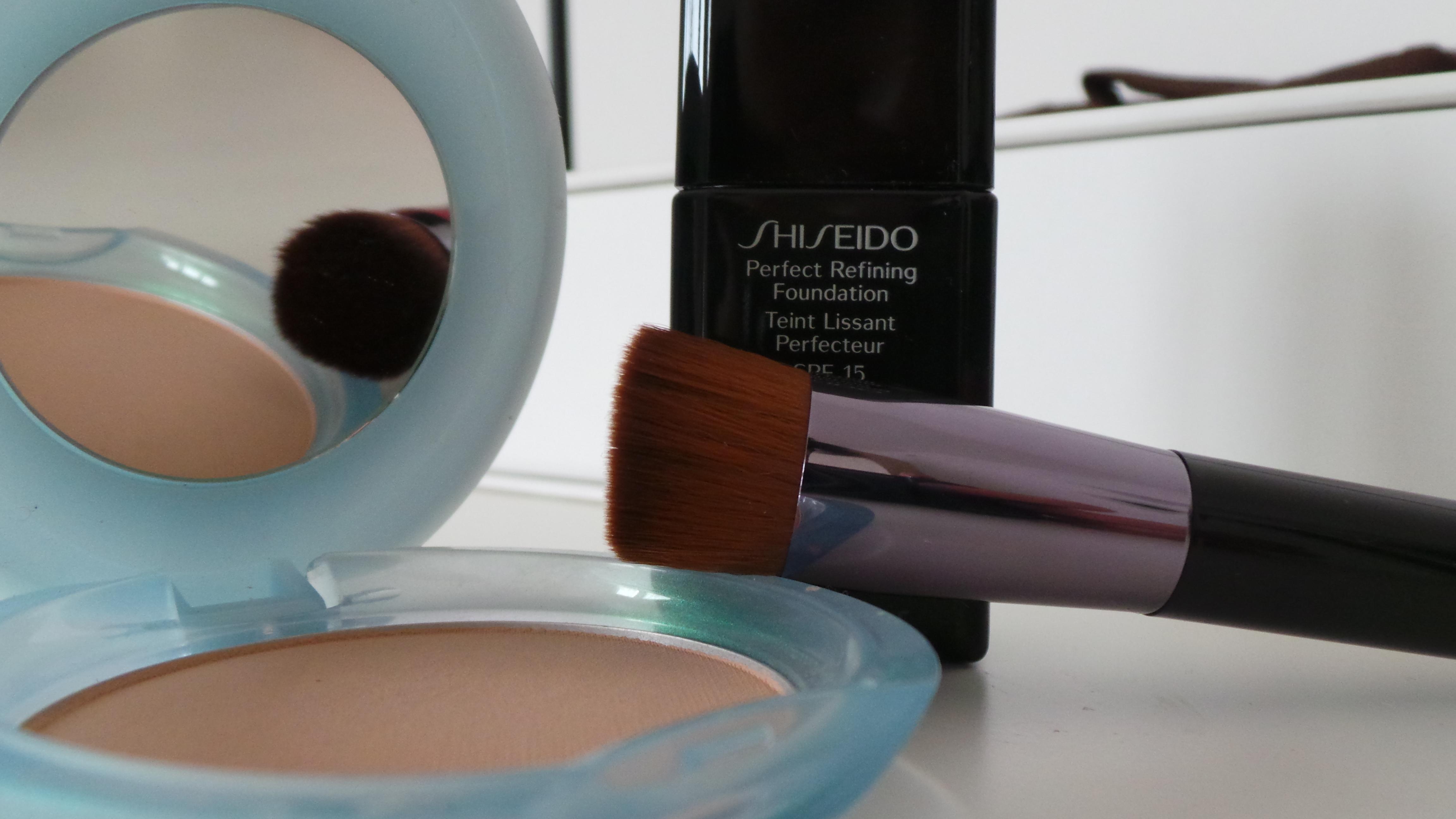ShiseidoMakeup&#;Fondotinta&#;Pennello