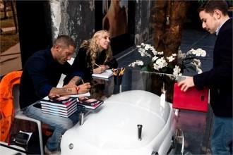 Andrea Vigneri Vogue Experience con Franca Sozzani e Lapo Elkann