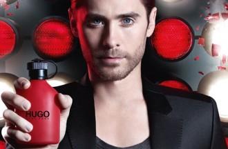 Jared Leto Hugo Red