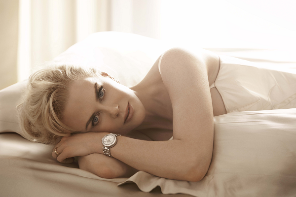 Nicole Kidman with Ladymatic by Omega