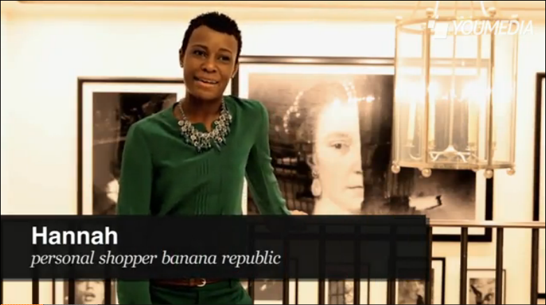 BananaRepublic&#;HannahPersonalshopper