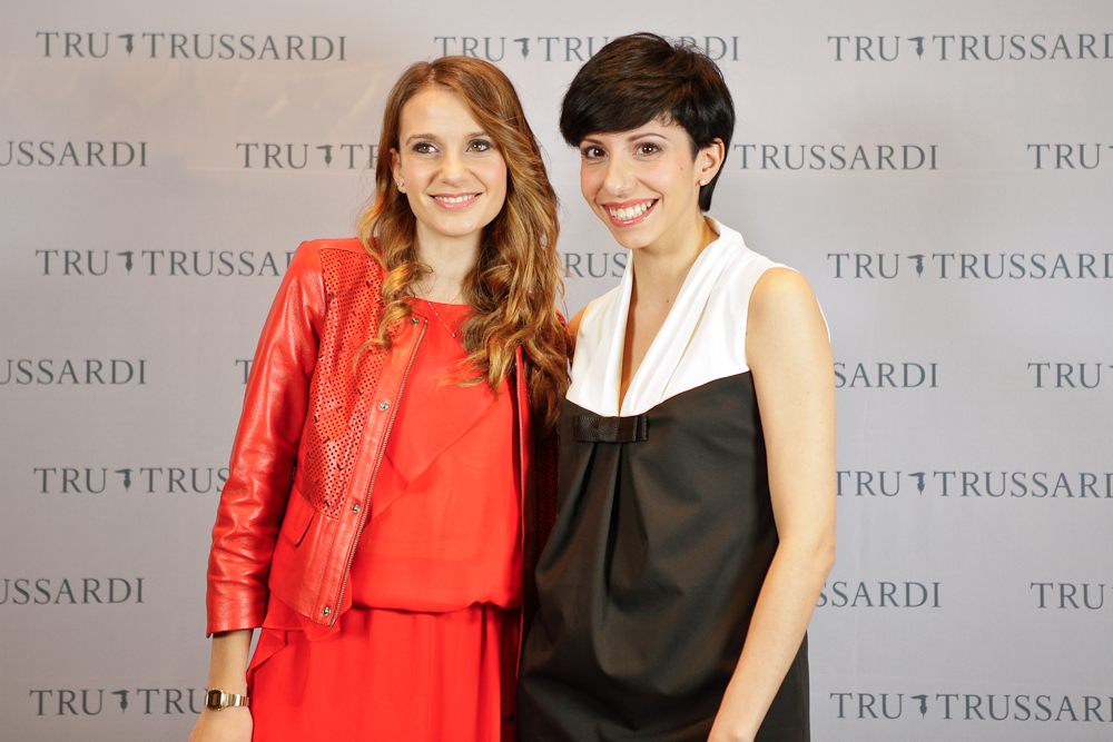 SimonaMelaniSoniaGrispo&#;TruTRUSSARDICatania