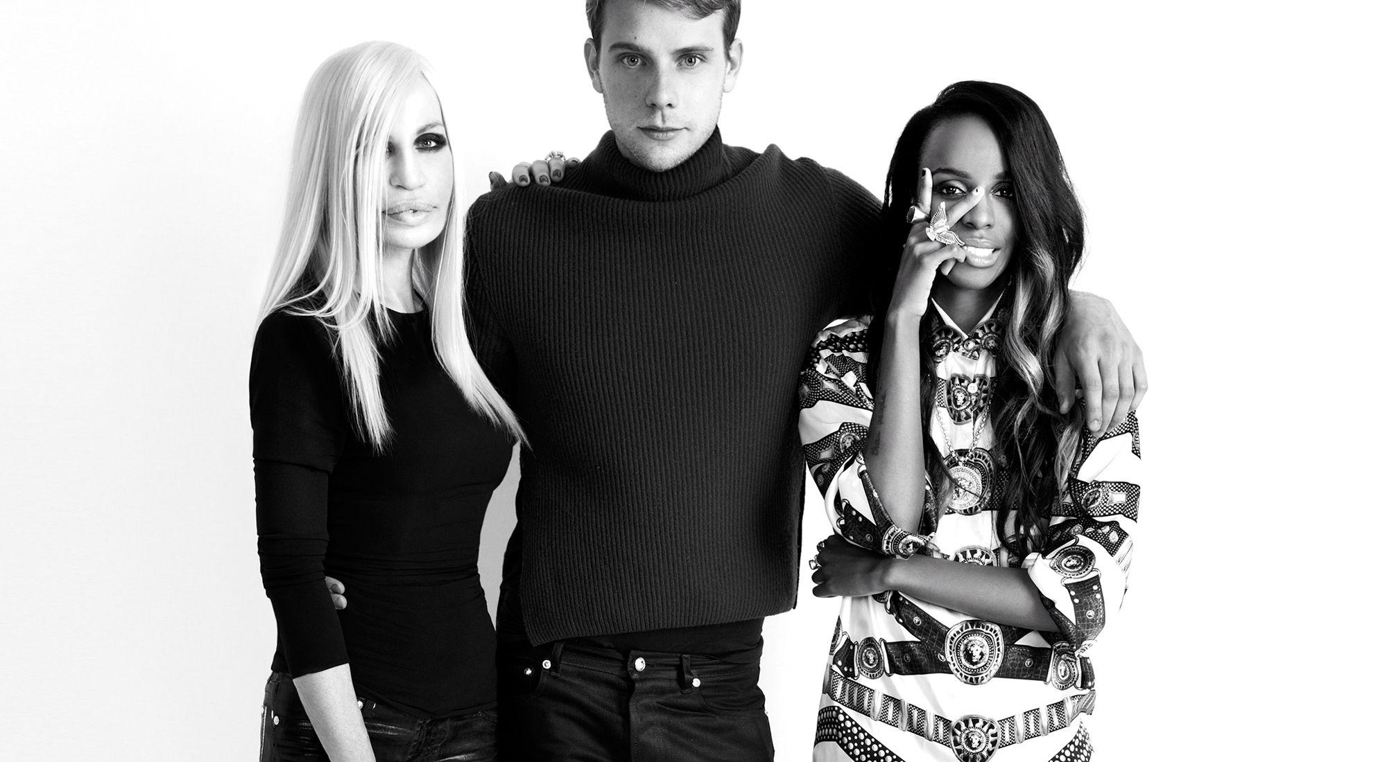 VersusVersace&#;Donatella
