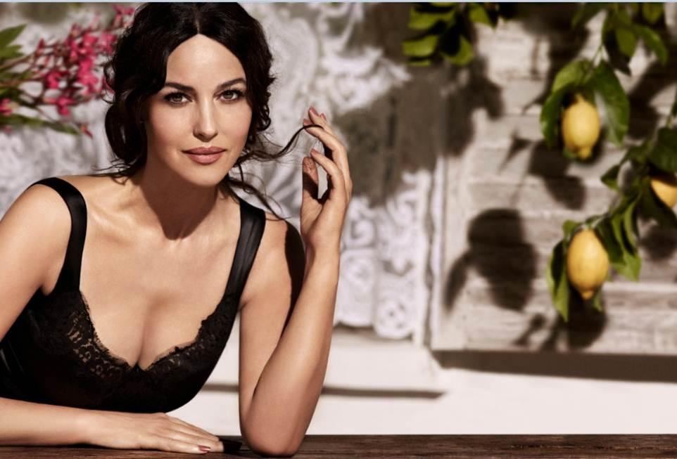 MonicaBellucci&#;dolce&#;gabbanamakeup&#;trueMonica