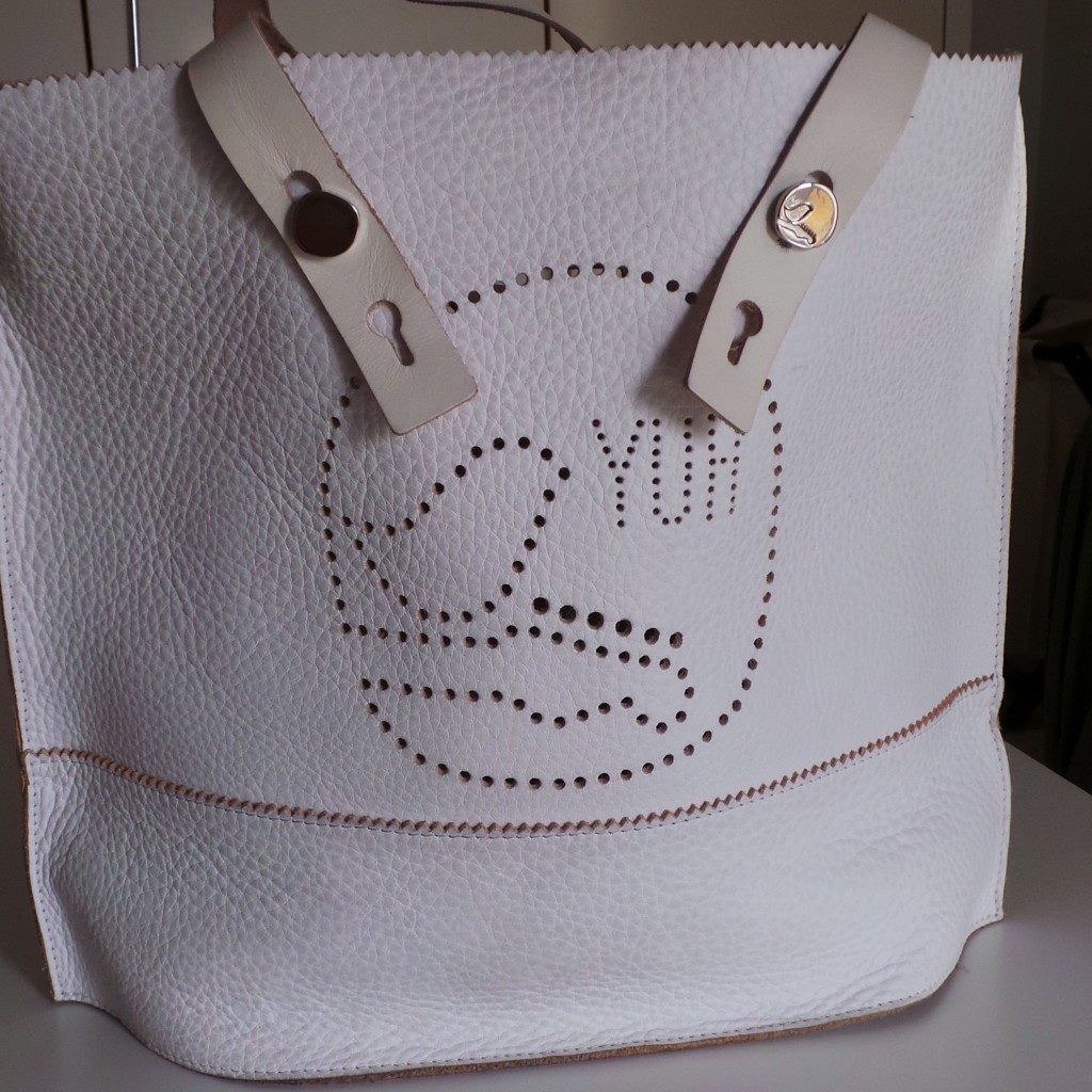 yuh bag by orciani